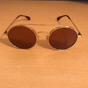 9five 24k gold 50/50 sunglasses